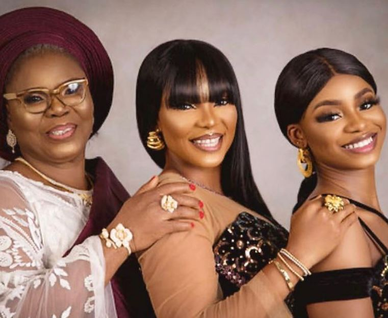 Priscilla Ojo mourns the death of grandma, Victoria olubunmi Fetuga