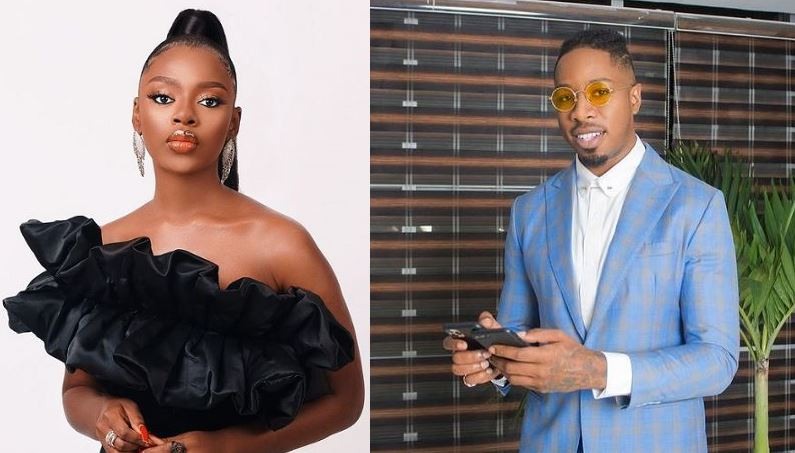 Prepare for your burial – BBNaija Ike has this to say after unfollowing Diane on Instagram