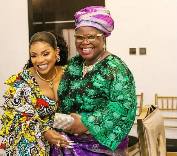 Actress Iyabo Ojo mother dies in her sleep at age 67
