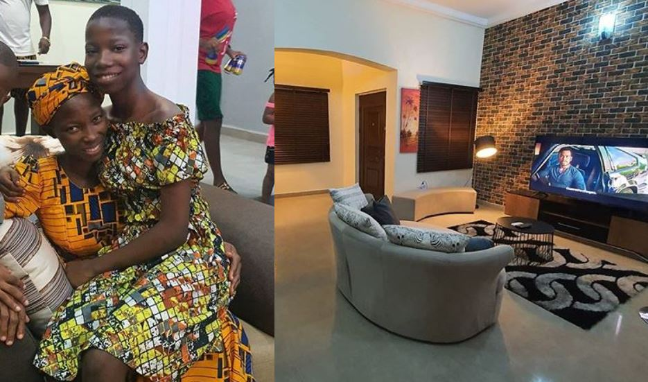 Emmanuella builds new house for mother (photos)
