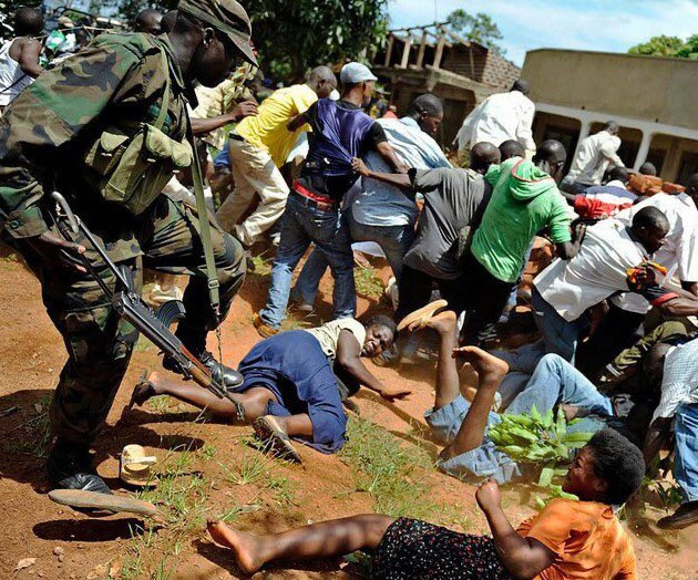 #StopPolicebrutalityinUganda: Ugandans call for end of Police brutality