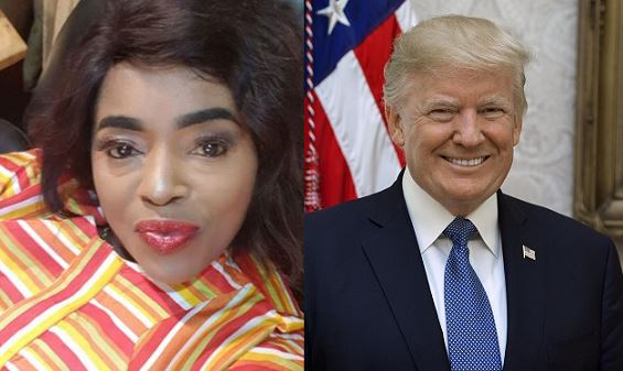 Donald Trump must win 2020 election because he is a Christian – Rita Edochie