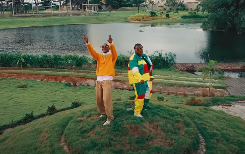 "Bukky Wright son Ojayy Wright features Teni in ""Fuji Pop"""