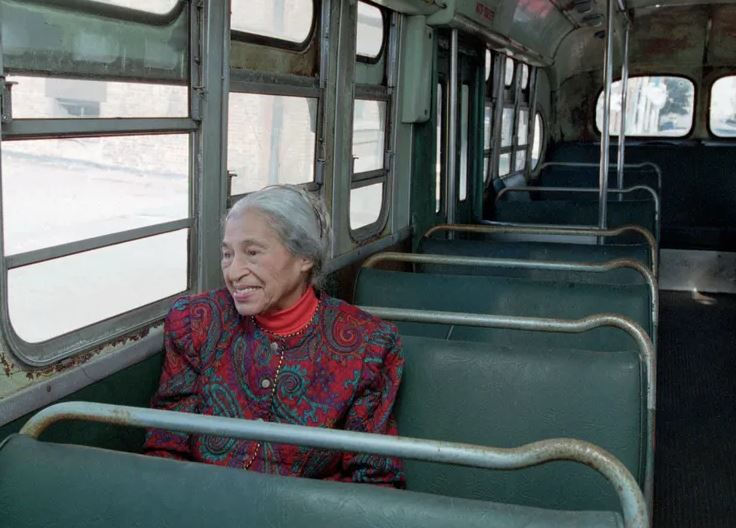 On this day, Rosa Parks refused to give up her bus seat to a white man, See why