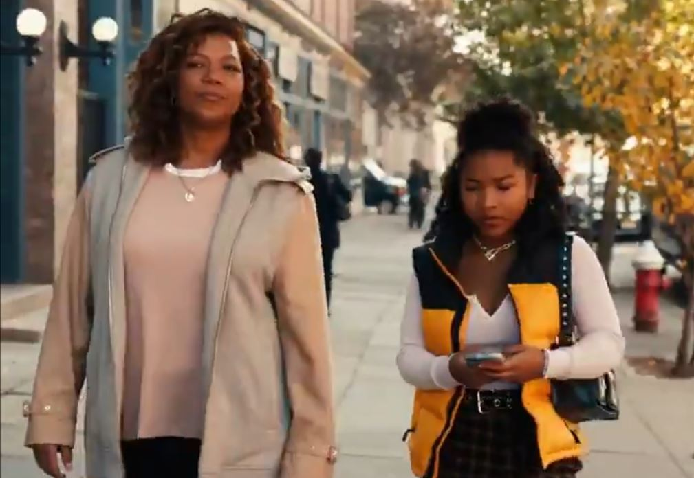 """Watch """"The Equalizer""""  trailer starring Queen Latifah"""