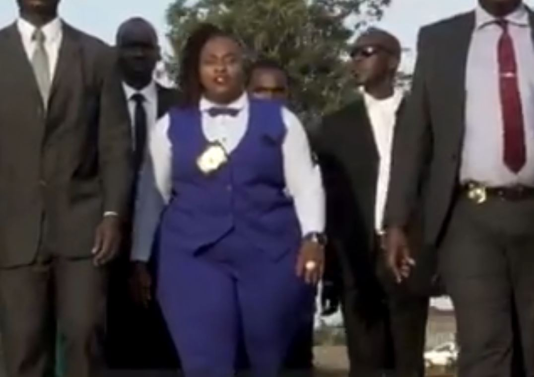 "Detective Jane Mugo: Meet Kenya Spy Queen & Female ""James Bond"""