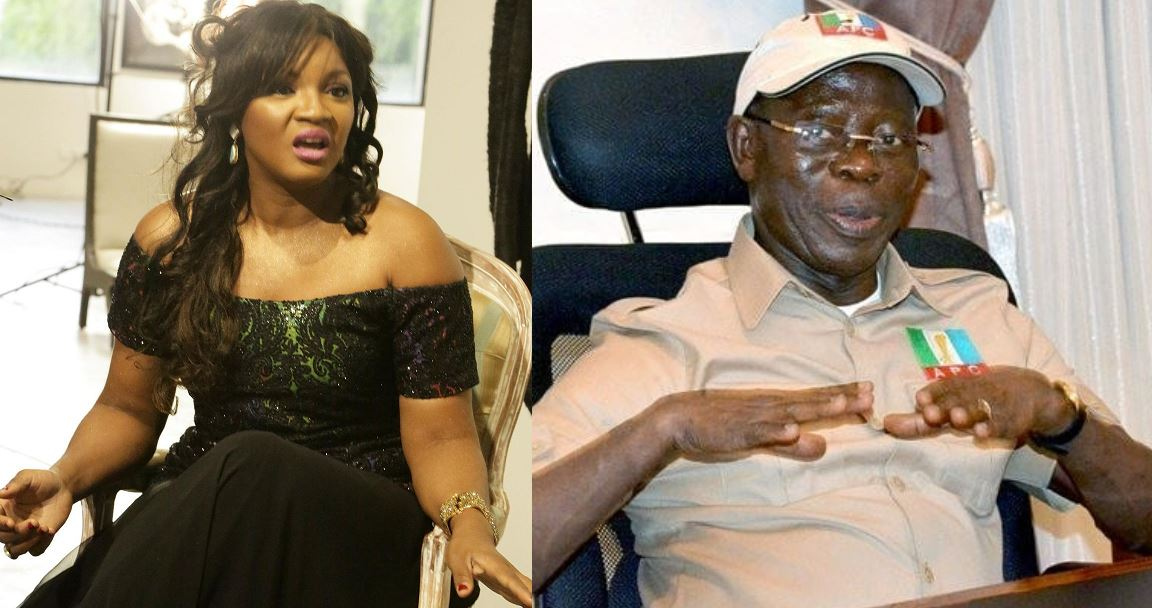 Omotola Jalade & Gistlover: Everything you need to know about alleged affair with Oshiomhole