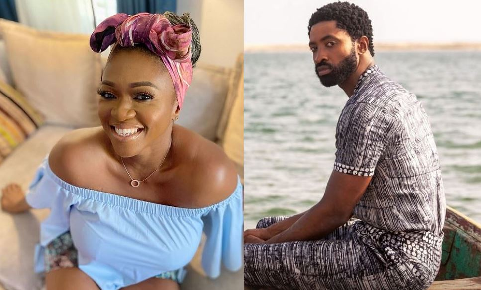 Waje and Ric Hassani are the newest couple in town