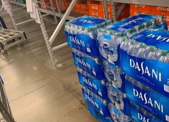 """""""Dasani water is trash"""" Twitter reacts to Coca-Cola donating six 18-wheelers bottled water to Texas community"""