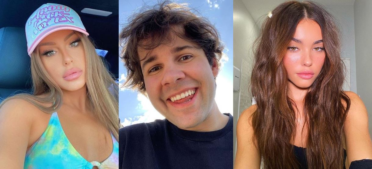 Who is David Dobrik dating in 2021? Tana Mongeau or Madison Beer