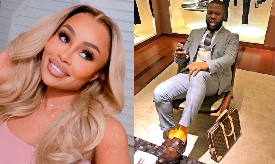 Hushpuppi trying to impress Blac Chyna got him arrested, Twitter reacts