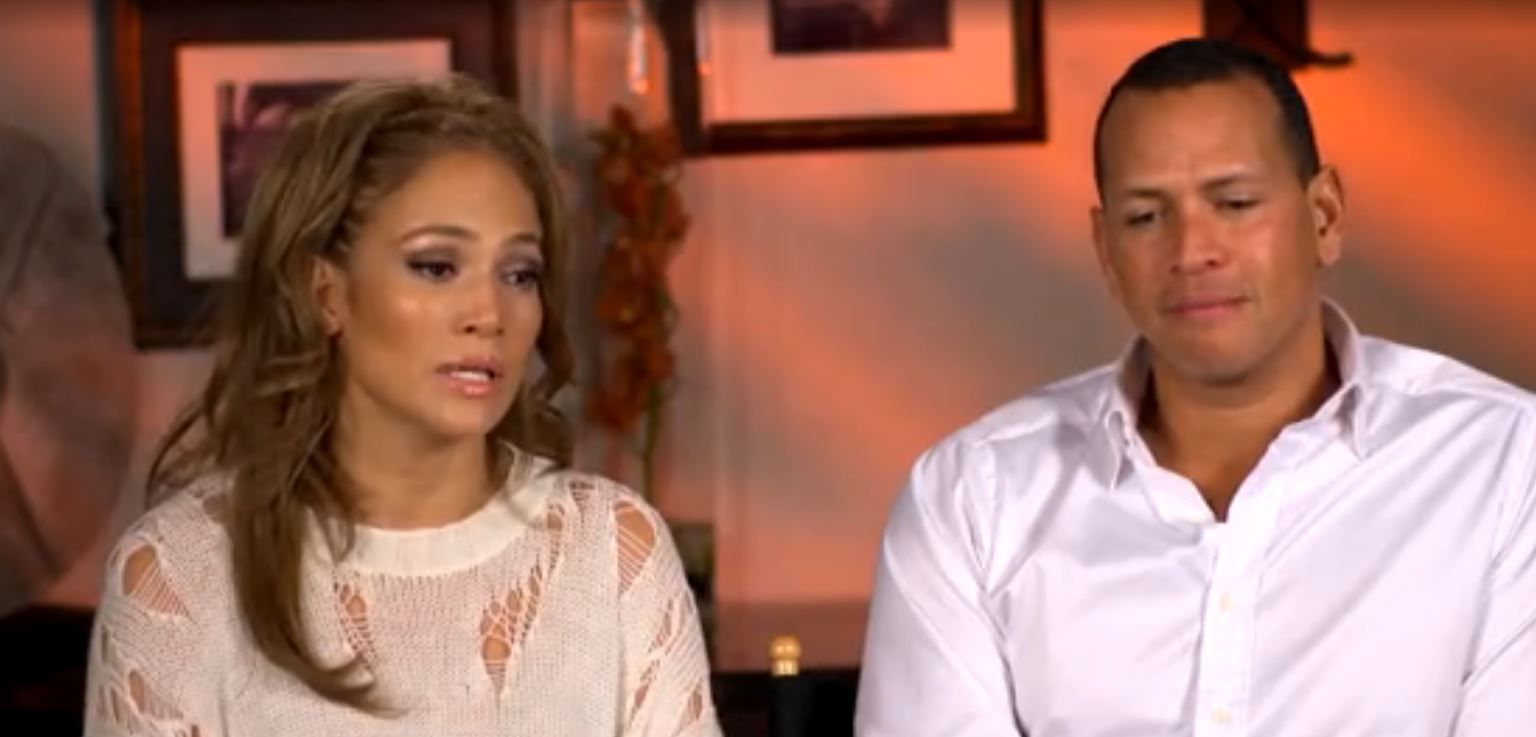 Have ARod and J-Lo broken up? Twitter reacts