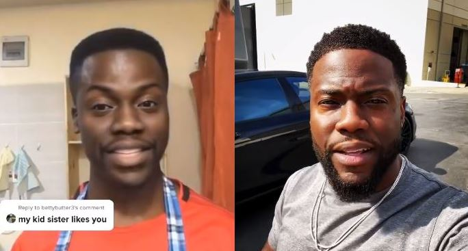 Kevin Hart Zambian Tiktok Look-Alike got Fans reacting
