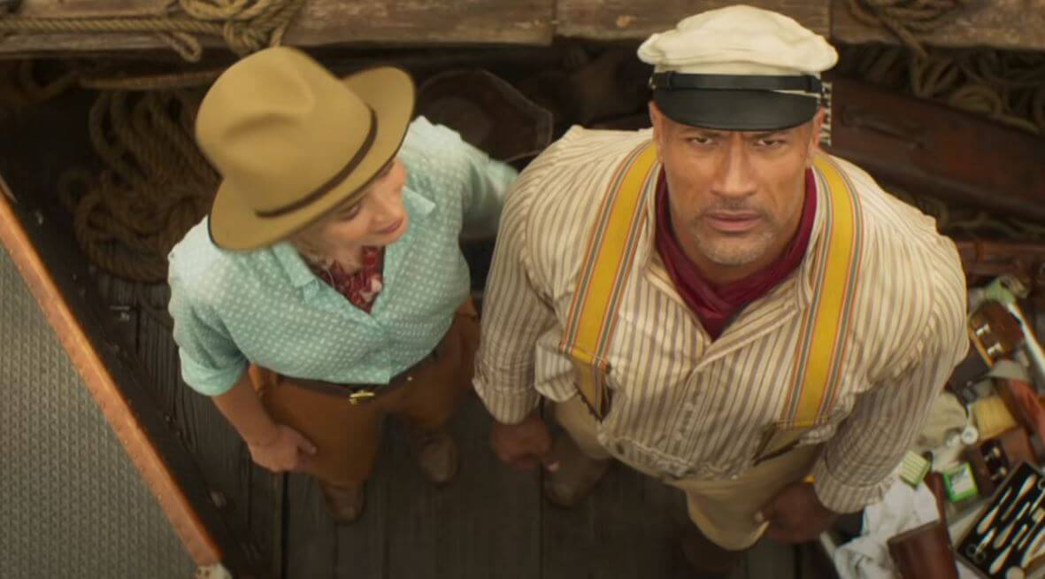 'Jungle Cruise' trailer, new poster and release date