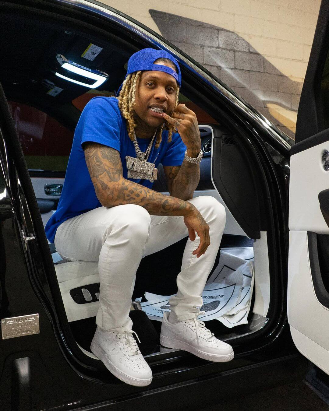 Have Lil Durk and baby mama India Royale broken up? Rapper seems to shutdown rumors