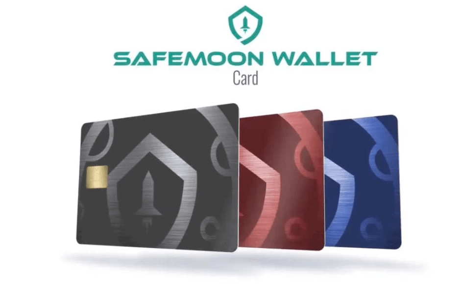 Safemoon wallet card & Apple Pay: What it's about