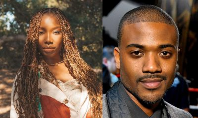 Ray j and Brandy siblings, brother and sister
