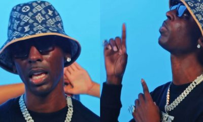 Young Dolph & Paper Route Empire 'Talking To My Scale'